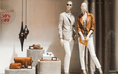 راه حل هولوفن دیداب در دکور فروشگاه هایلند
